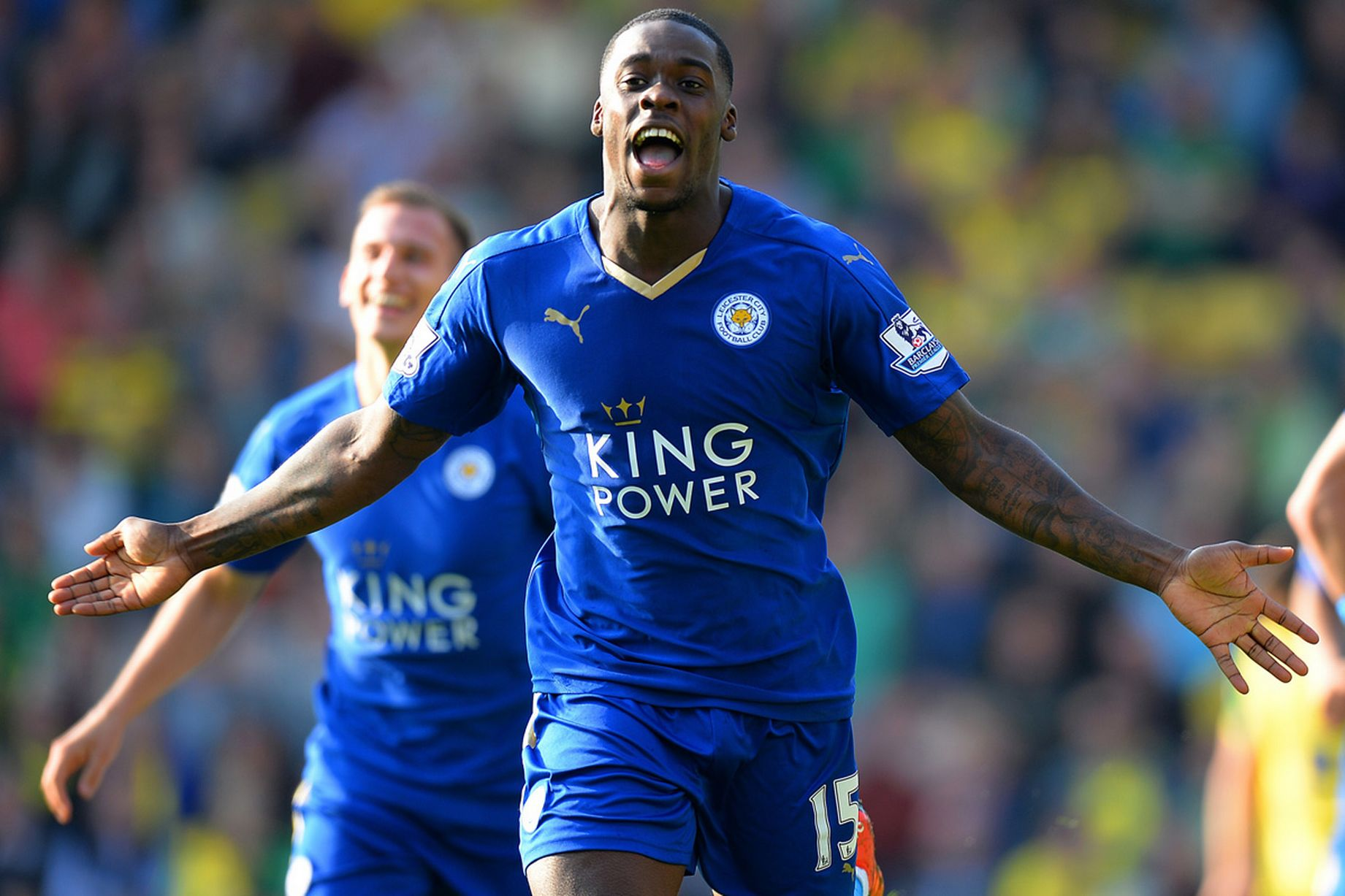 VIDEO: Leicester City winger Jeffrey Schlupp talks about his return from injury and game against Newcastle