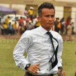 Hearts Sporting Director Joe Addo will not fault coach Kenichi over popular facebook post