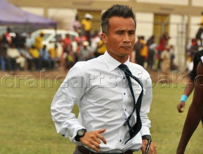 Hearts coach Kenichi blames the media for his sour relationship with the club's management