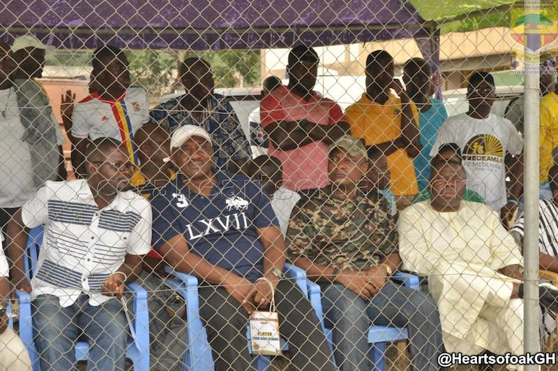 Hearts of Oak hierarchy denies snubbing fans over stakeholders meeting