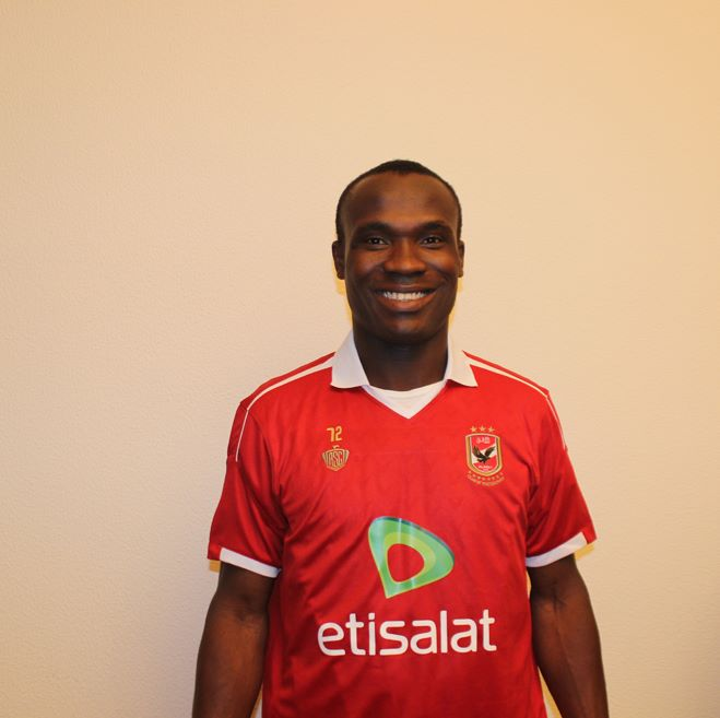 John Antwi returns to boost Al Ahly for Egypt Cup match against Smouha