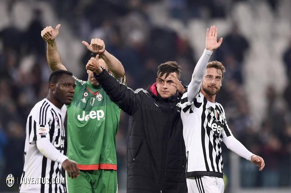 Kwadwo Asamoah starred for Juventus
