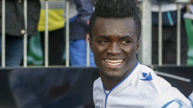 Kwame Karikari scored for Haugesund on Saturday