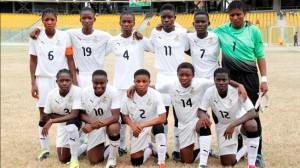 Ghana's Female U17 team depart for Morocco ahead of World Cup qualifier