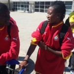 Black Maidens arrive in Morocco for FIFA U17 Women's World Cup qualifier