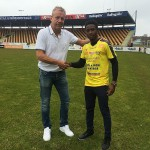 Swedish third-tier side Mjällby AIF sign Ghanaian youth striker Mamudo Moro