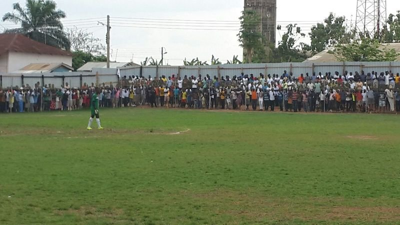 Planners FC play at Akyem Old Tafo.