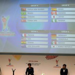 Black Princesses draw France, USA and New Zealand in Group of Death for 2016 FIFA U20 Women's World Cup