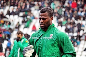 VIDEO: Watch exploits of Ghana goalkeeper Razak Brimah for Spanish side Cordoba