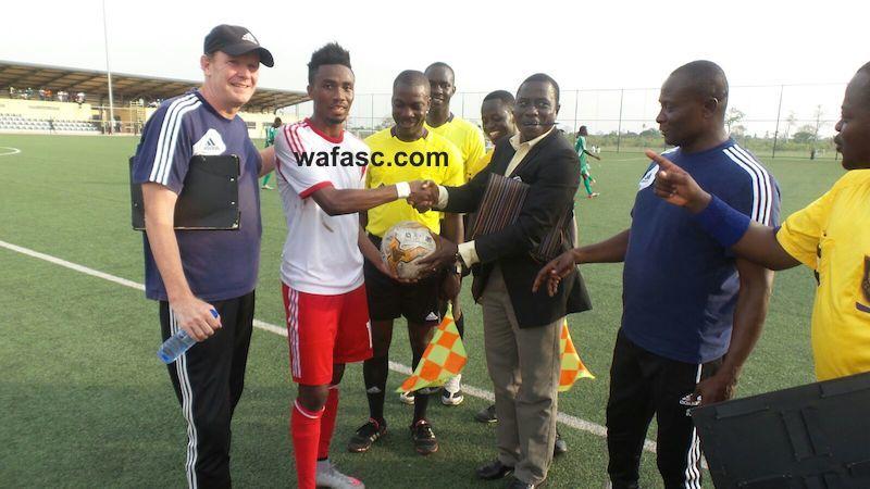 WAFA SC wonderkid Samuel Tetteh nets season's first hat-trick