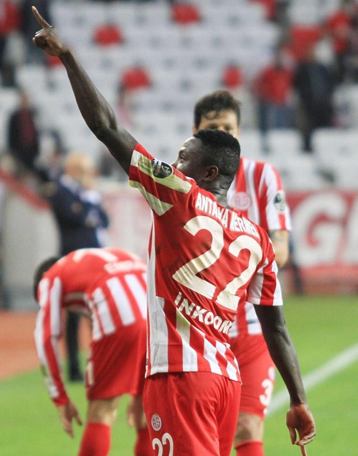 Samuel Inkoom could return to Turkey after impressing in Bulgaria with Vereya