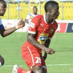 MTN FA Cup: Kotoko winger Sarfo Gyamfi expects victory over Proud United