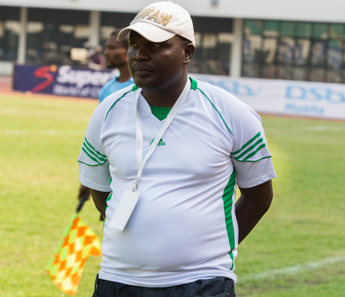 Berekum Chelsea coach Solomon Odwo hails well worked out draw at AshGold