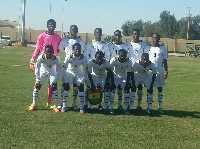 Ghana U17 team owed qualification bonus since September last year