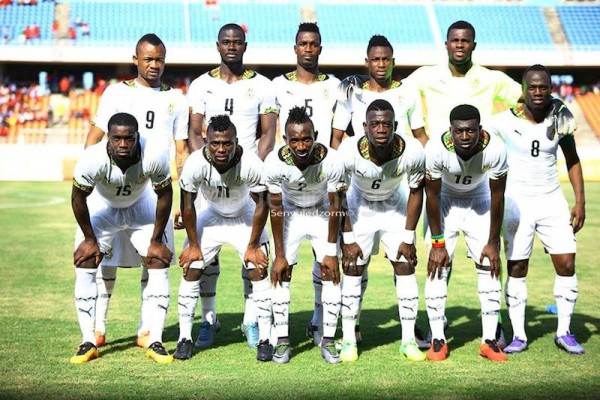 Player Rating 2017 AFCON Qualifier: Mozambique 0-0 Ghana - Listless Black Stars held by spirited Mambas in Maputo