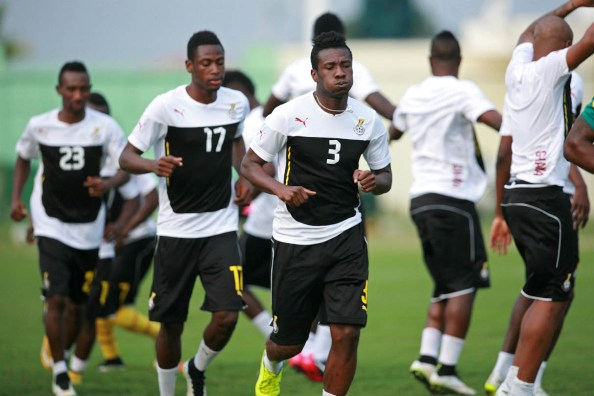 Image result for black stars of ghana news