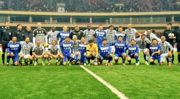 Stephen Appiah played for Juventus Old players