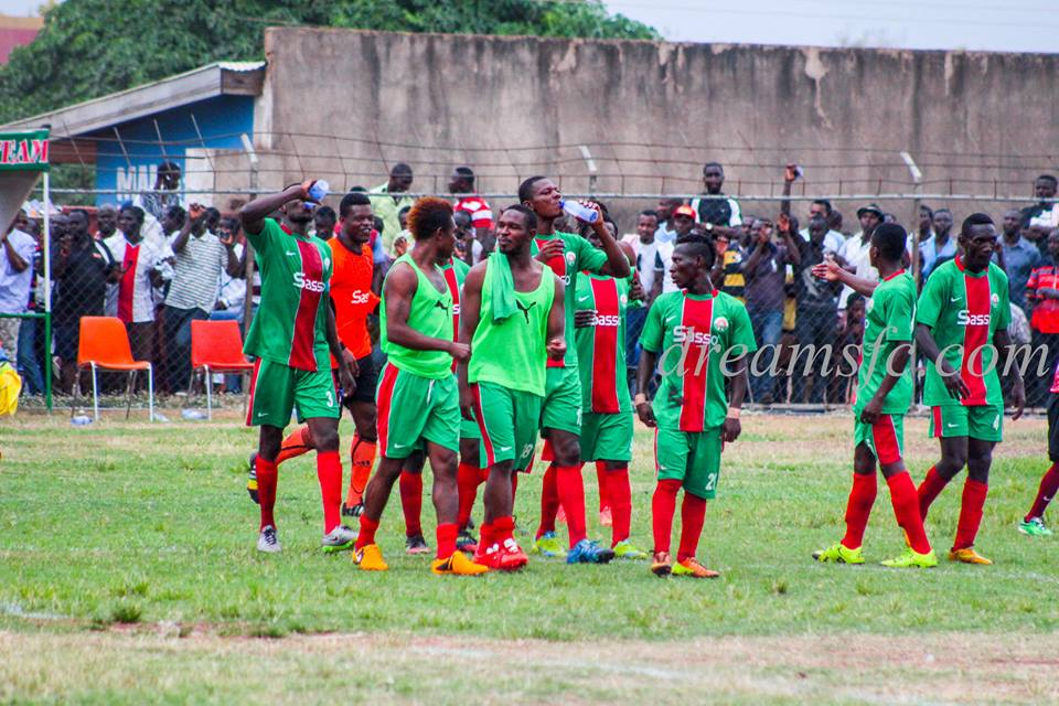 Techiman City win protest against New Edubiase; pull away from relegation zone