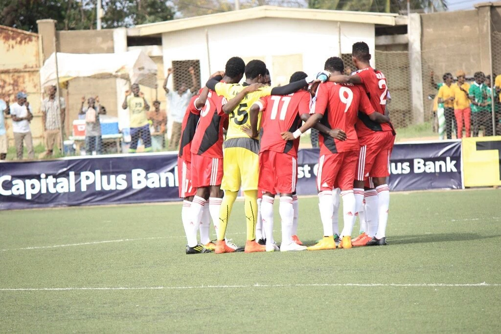 Match Report: WAFA 5-0 Hasaacas - Samuel Tetteh hits treble as Hasmal are mauled in Sogakope