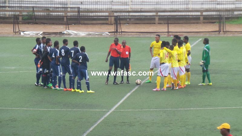 WAFA SC lose to Togo home based national team in friendly