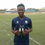 Hearts of Oak agree terms with Wahab Ackwei- Report