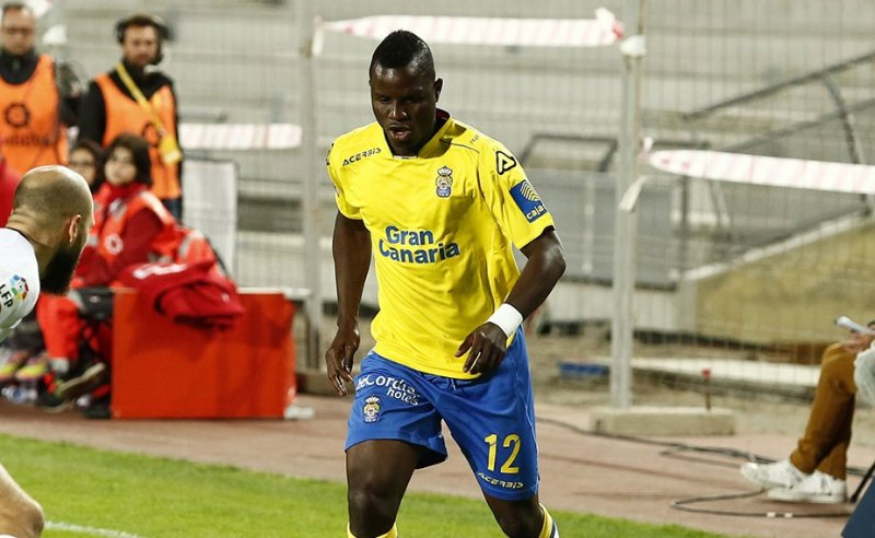 Mubarak Wakaso mourns Las Palmas relegation from Spanish La Liga