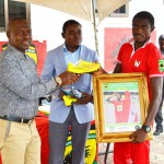 Defender Ahmed Adams named Kotoko best Player of the Month by club's supporters
