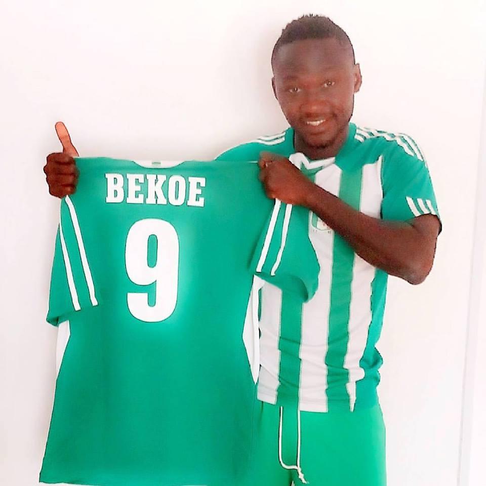 In-form Eric Bekoe plays down pressure chants on Hasaacas ahead of WAFA's clash