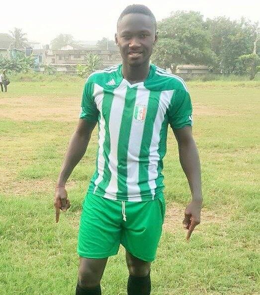 Flawless Eric Bekoe vows Hasaacas will not lose to WAFA at Sogakope