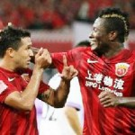 Asamoah Gyan demonstrates readiness for Ghana, helps Shanghai SIPG to Champs Lge win