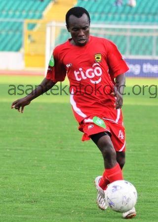 Ex-Asante Kotoko ace Stephen Oduro discloses two career regrets
