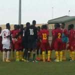 Black Starlets defeat Namibia U20 to remain unbeaten in Four Nation Tournament