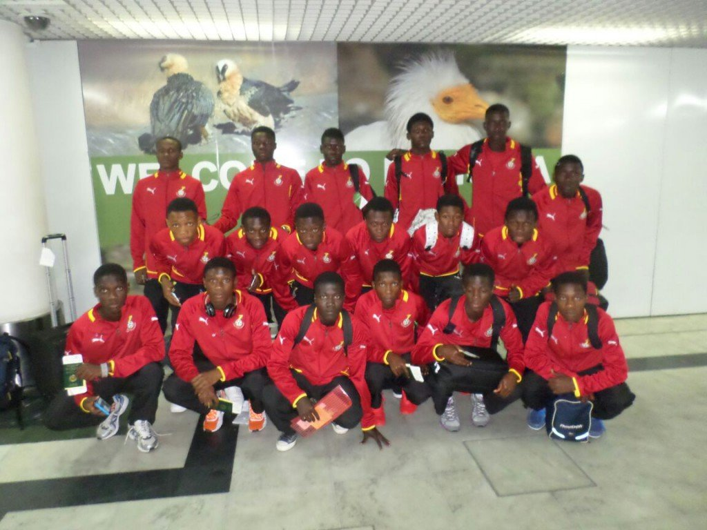 Black Starlets take on Namibia this afternoon in four-nation tournament opener