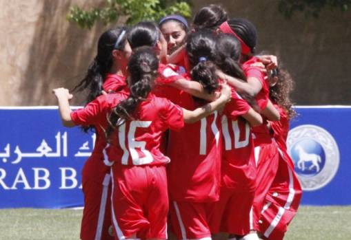 AFC U-14 Girls' Regional C'ship - West: MD2
