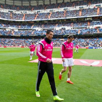 REAL MADRID - Ronaldo working morning, noon and night to be fit