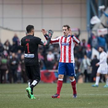 ATELTICO MADRID - Godin to feature against Bayern