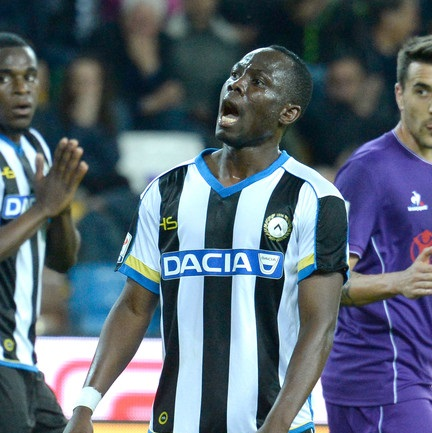 Agyemang-Badu's Udinese could secure Serie A status today