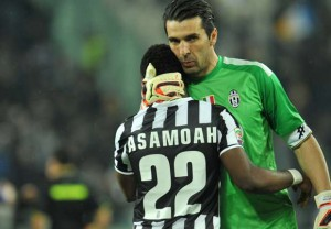 Have injuries robbed Kwadwo Asamoah of another career-defining success?