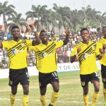 Match Report: New Edubiase United 1-2 AshantiGold- Champions pull victory from under the feet of Adansi rivals