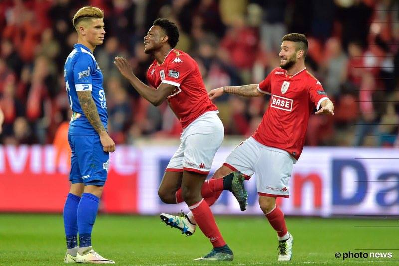 EXCLUSIVE INTERVIEW: Ghana teen star Benjamin Tetteh talks about the adrenaline rush on scoring on Standard Liege debut and dream of becoming Ghana's Ibrahimovic