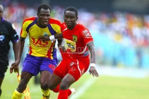 VIDEO: Flashback of Dauda Mohammed's winner against Hearts in Accra last season