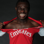The Russian Adventures of Emmanuel Frimpong, Aged 24 1/4