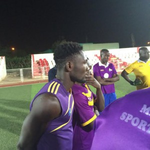Confederation Cup: Medeama to hold final training session today ahead of Al Shendi tie