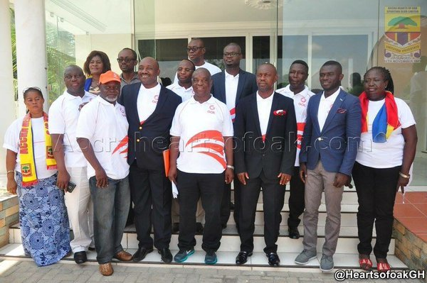 VIDEO: GOIL sponsors Hearts and Kotoko with GHc 480,000 each in 12 months deals