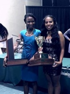 Ex-Ghana juvenile female star Laadi Issaka receives honours in United States