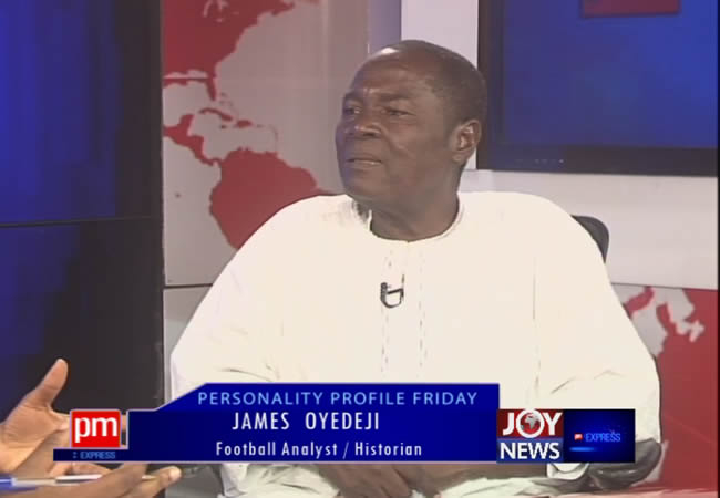 Ghana's finest football historian James Oyedeji dies at age 63