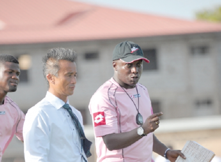 Yaw Preko linked me to Ifeanyi Ubah coaching job- Kenichi Yatsuhashi