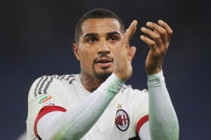 What does the future hold for Kevin-Prince Boateng at AC Milan?