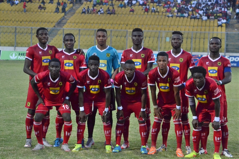 Ghana Premier League Broadcast sponsors Supersport reports Kotoko officials to Ghana FA for sanctions