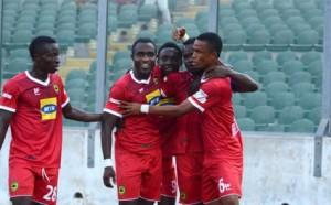 Kotoko hammer lower tier side AG Stars 9-0 in friendly